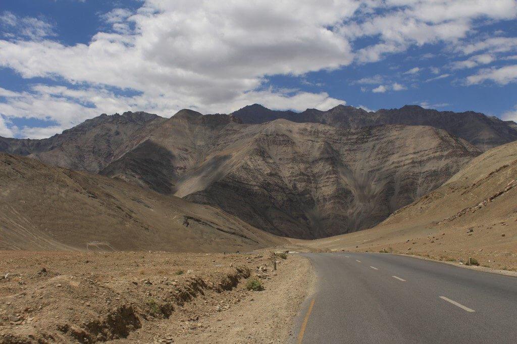 Magnetic Hill in Leh ladakh