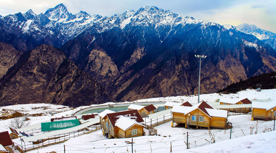 Auli, Uttarakhand - Winter Holiday Destinations