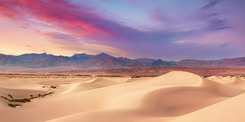 Death Valley, California - Travel Myths