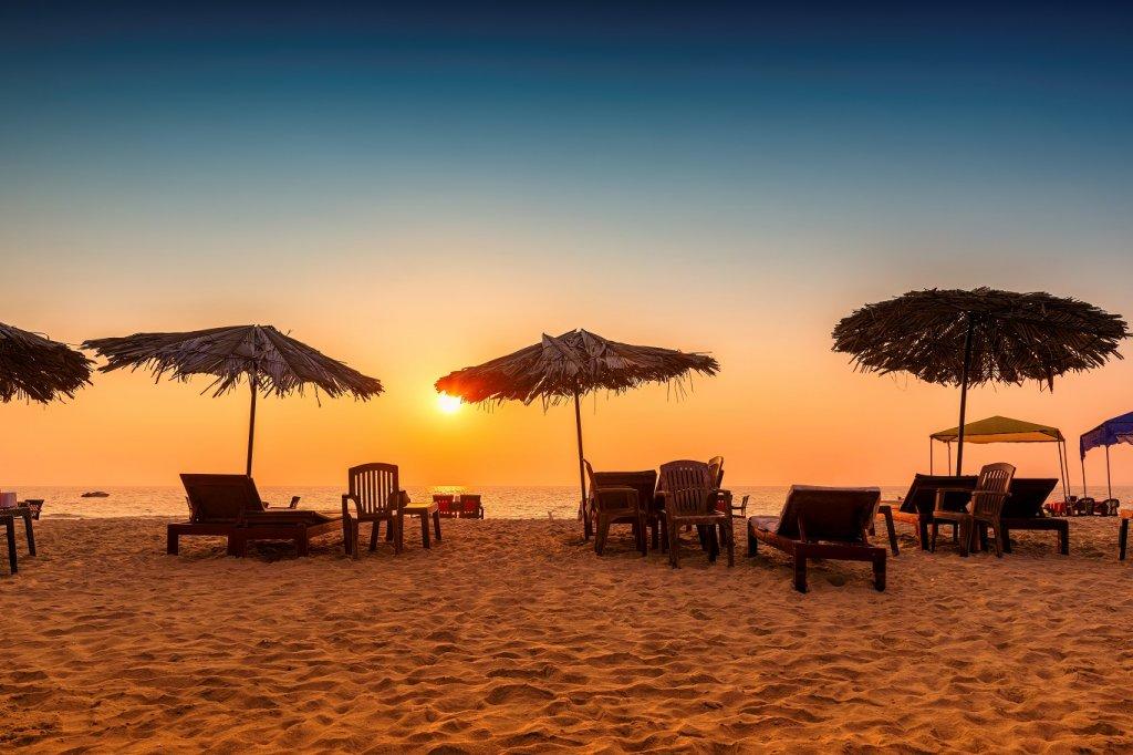 Goa - Winter holiday Destinations