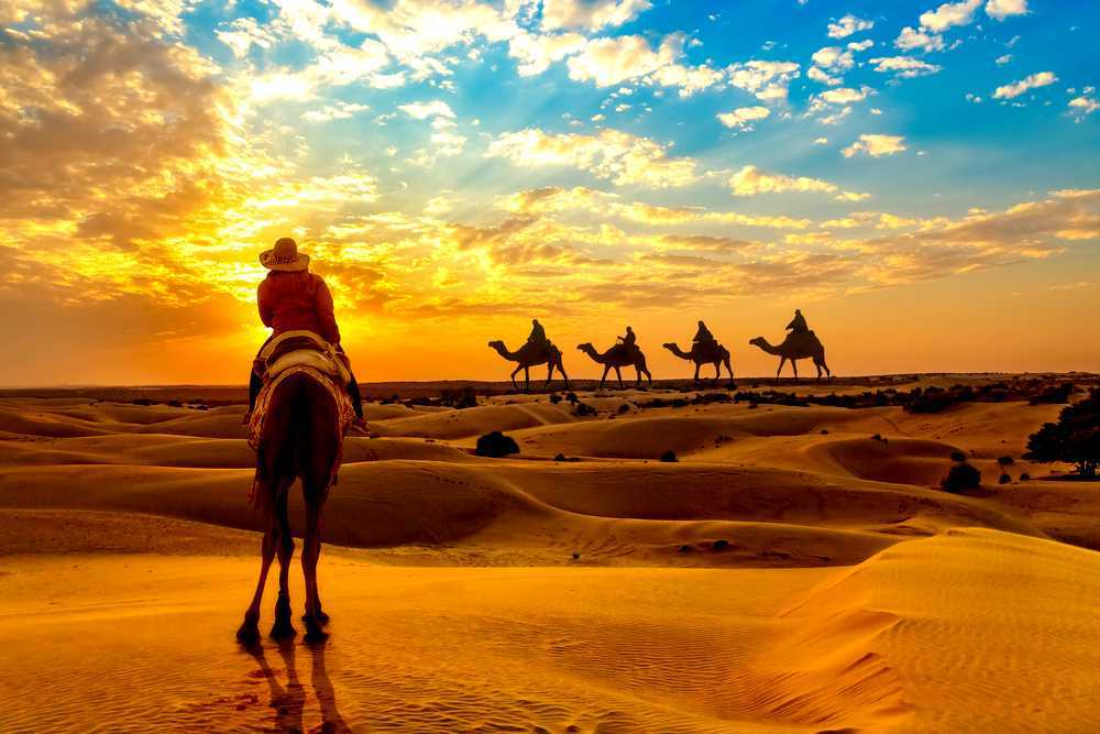Jaisalmer, Rajasthan - Winter Holiday Destinations