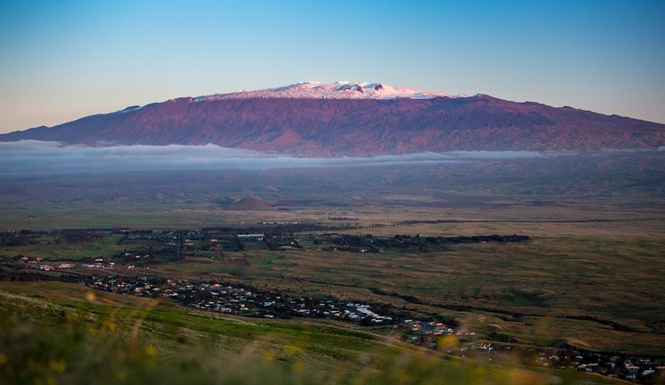 Mauna Kea Hawaii - Travel Myths