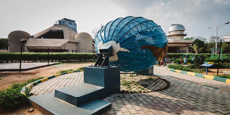 Nehru Planetarium - Best Places for Kids in Delhi