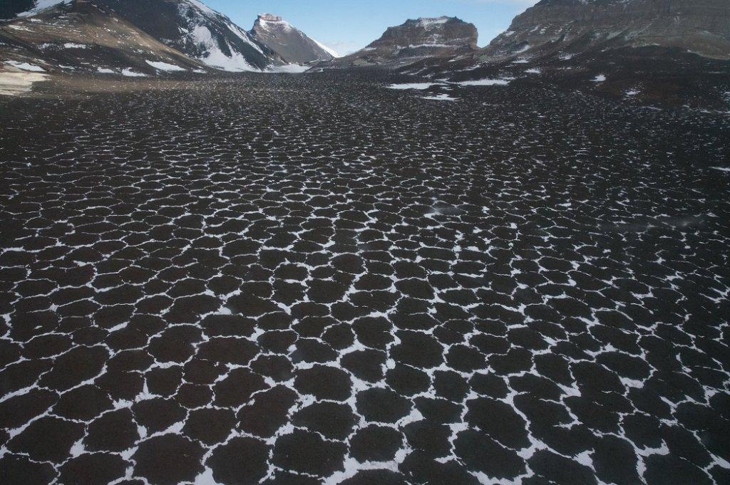 McMurdo Valleys, Antarctica