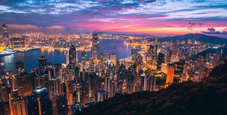 Hong Kong - Countries with no visa requirements