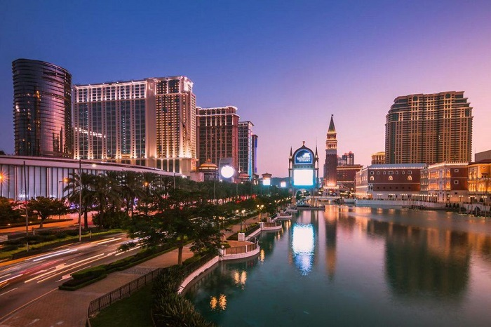 Macau - Countries with no visa requirements