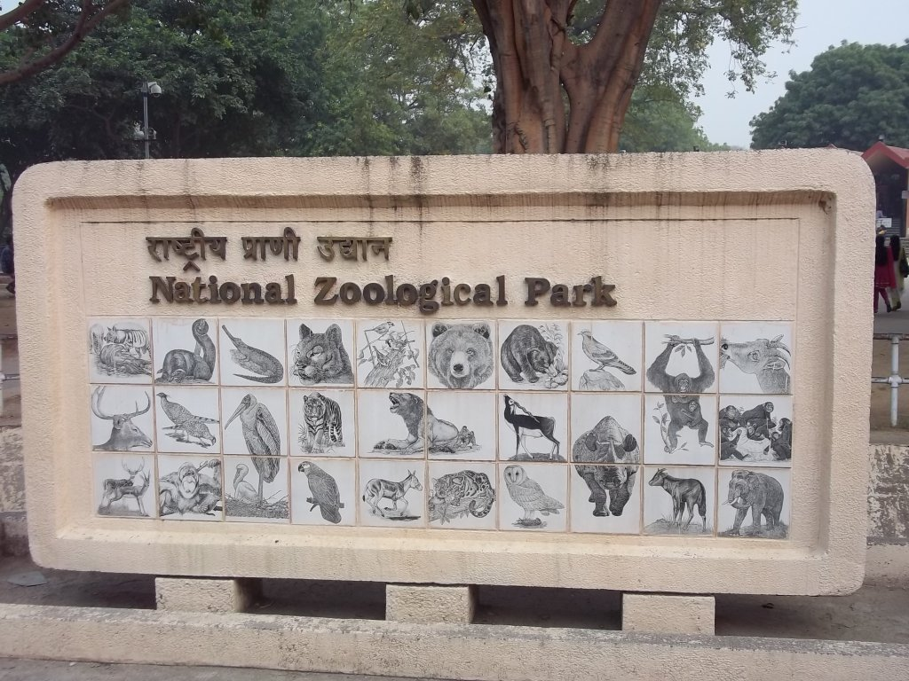 National Zoological Park - Best Places for Kids in Delhi