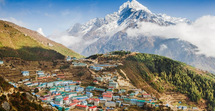 Nepal - Countries with no visa requirements