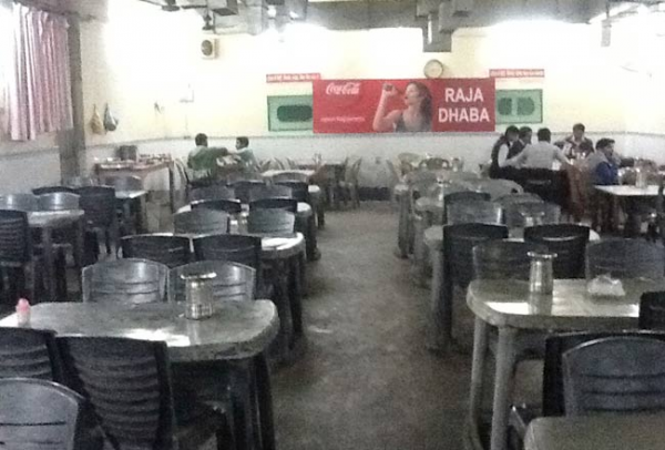 Raja Dhaba - Best Places to Eat in Greater Noida