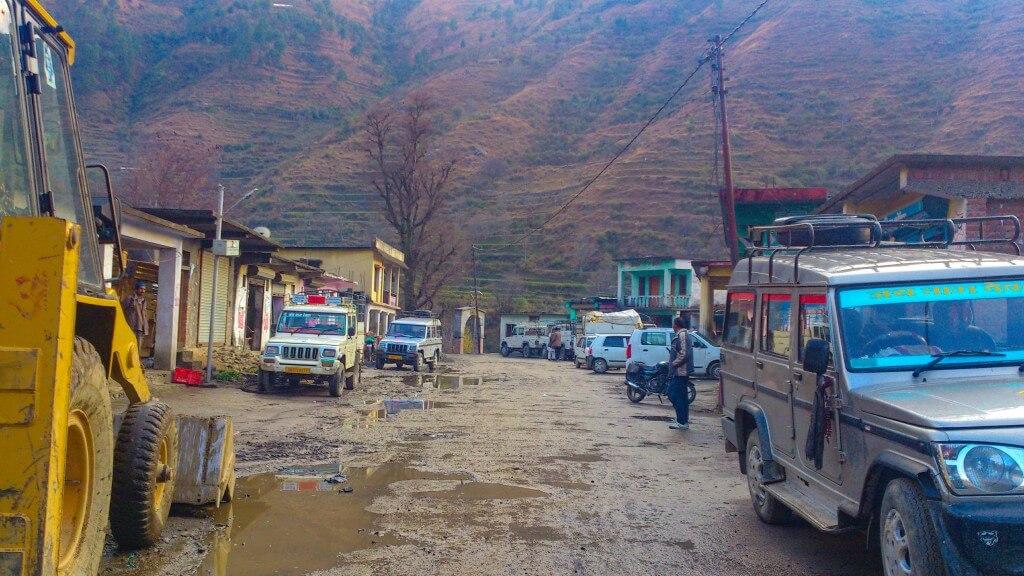 Pantwari village