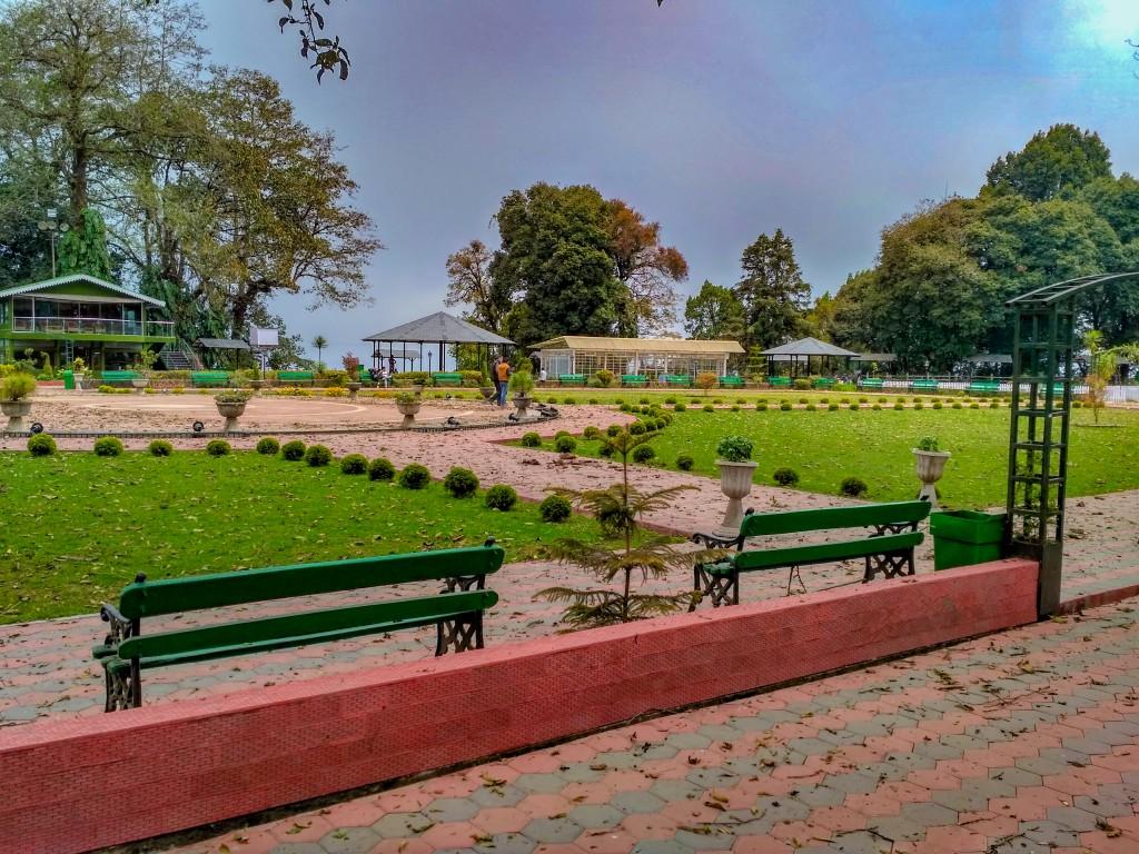 Nightingale Park - Places to visit in Darjeeling