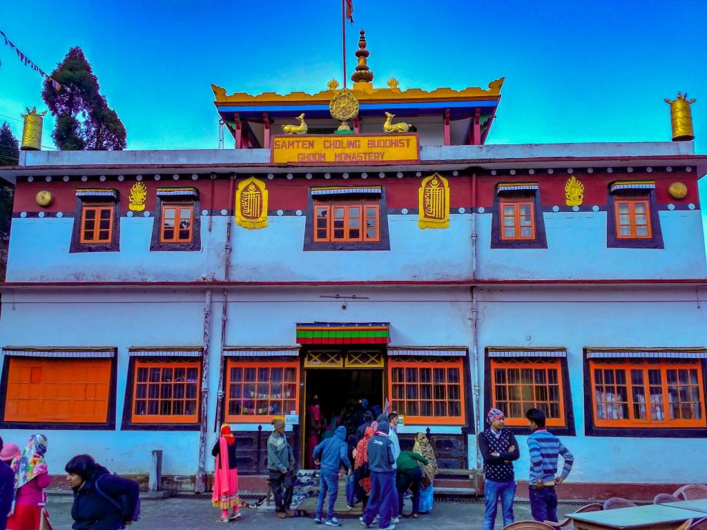 Ghoom Monastery - Places to visit in Darjeeling