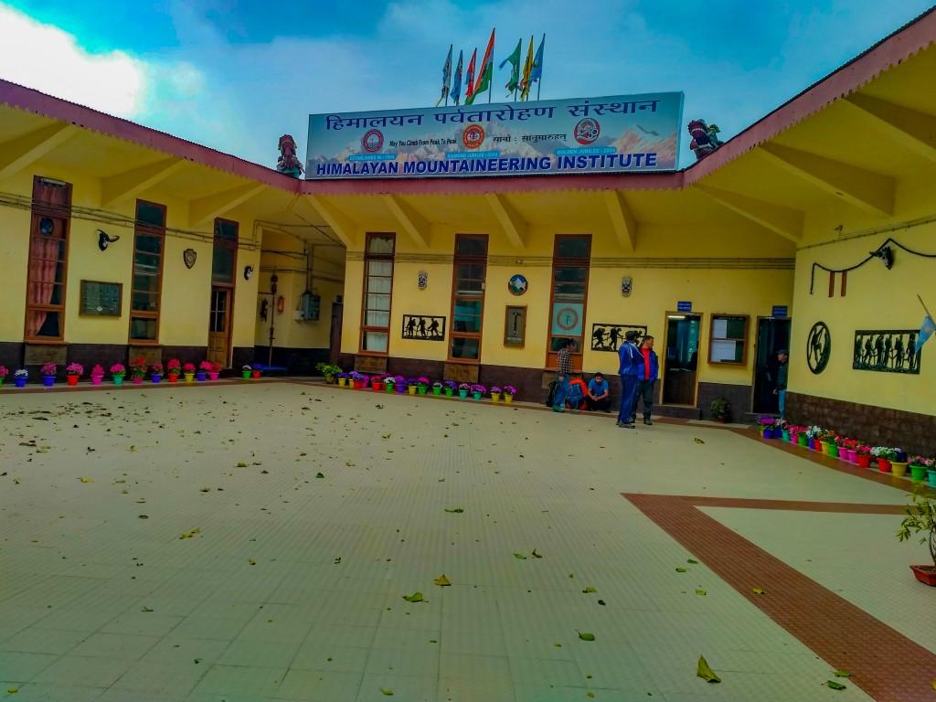 HMI campus, Darjeeling