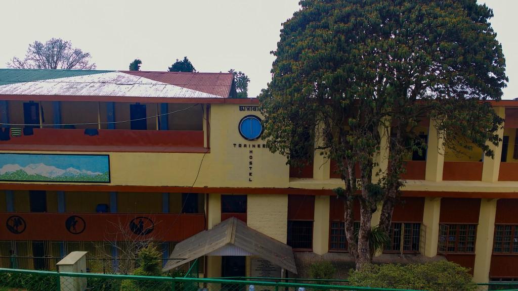 HMI Boys Hostel - Training at HMI Darjeeling