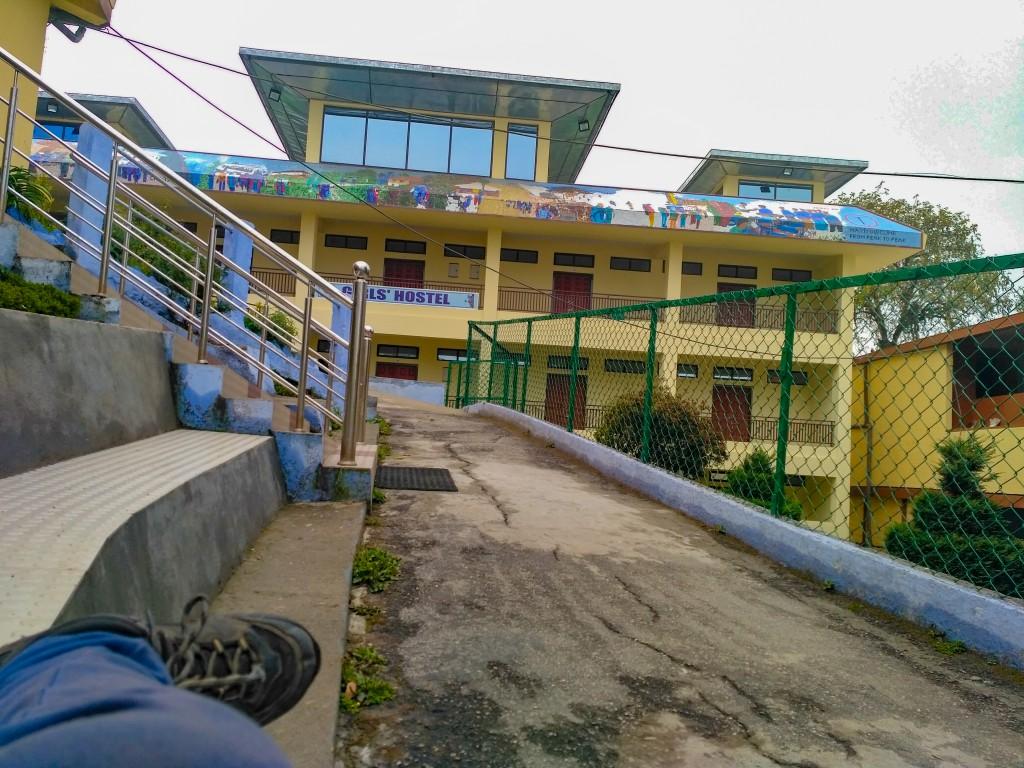 Girls Hostel in HMI Campus - Training at HMI Darjeeling