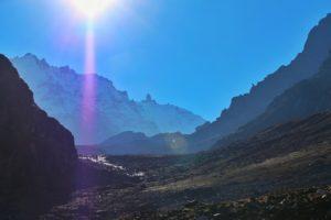 The steep stretch to the pass – Hampta Pass Trek