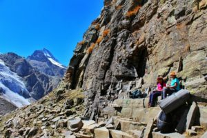 The Pass - Hampta Pass Trek