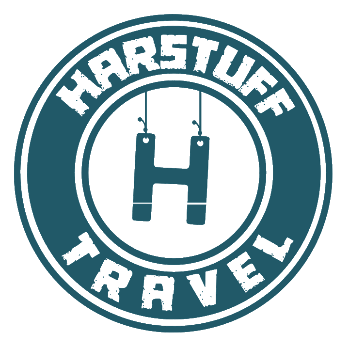 Harstuff Travel Logo