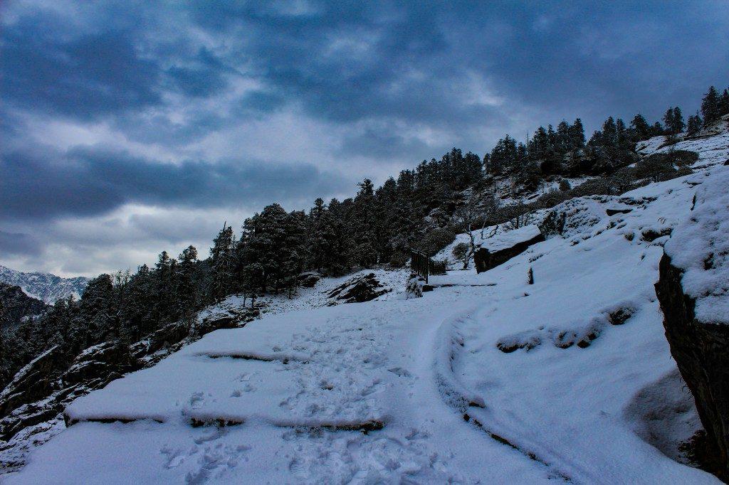 Deoriatal Chandrashila Trek during winters