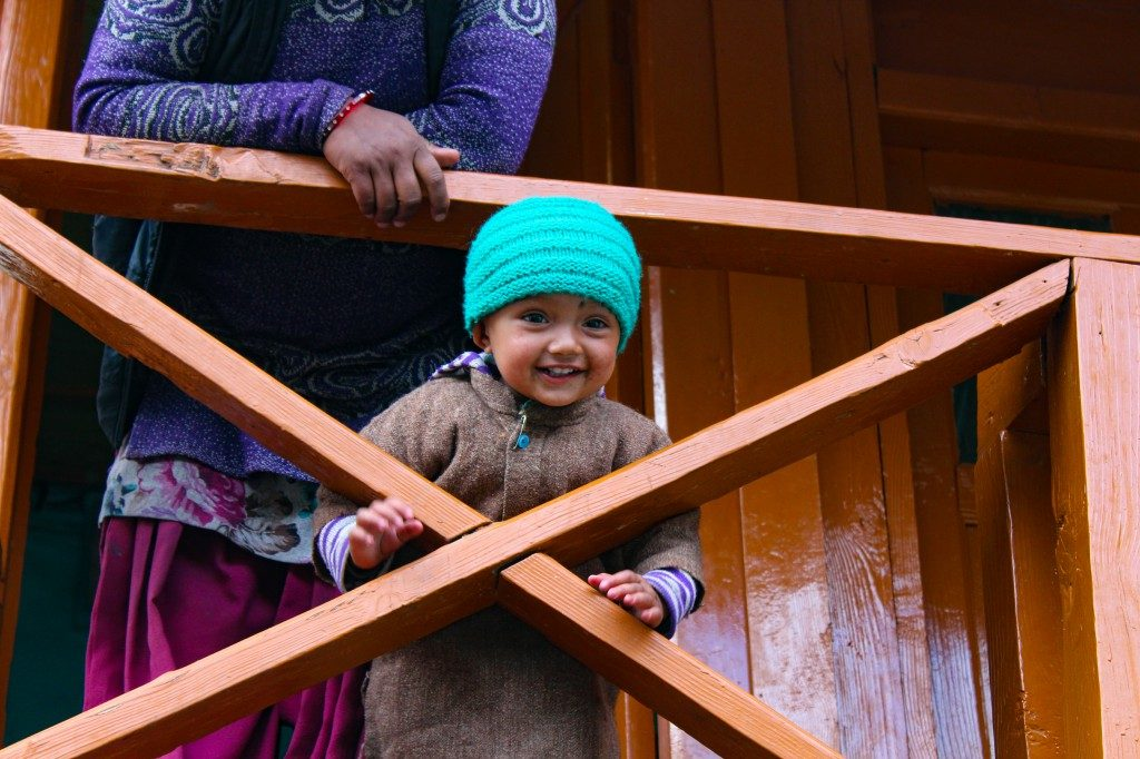 Eliza from Chitkul - Chitkul Road Trip