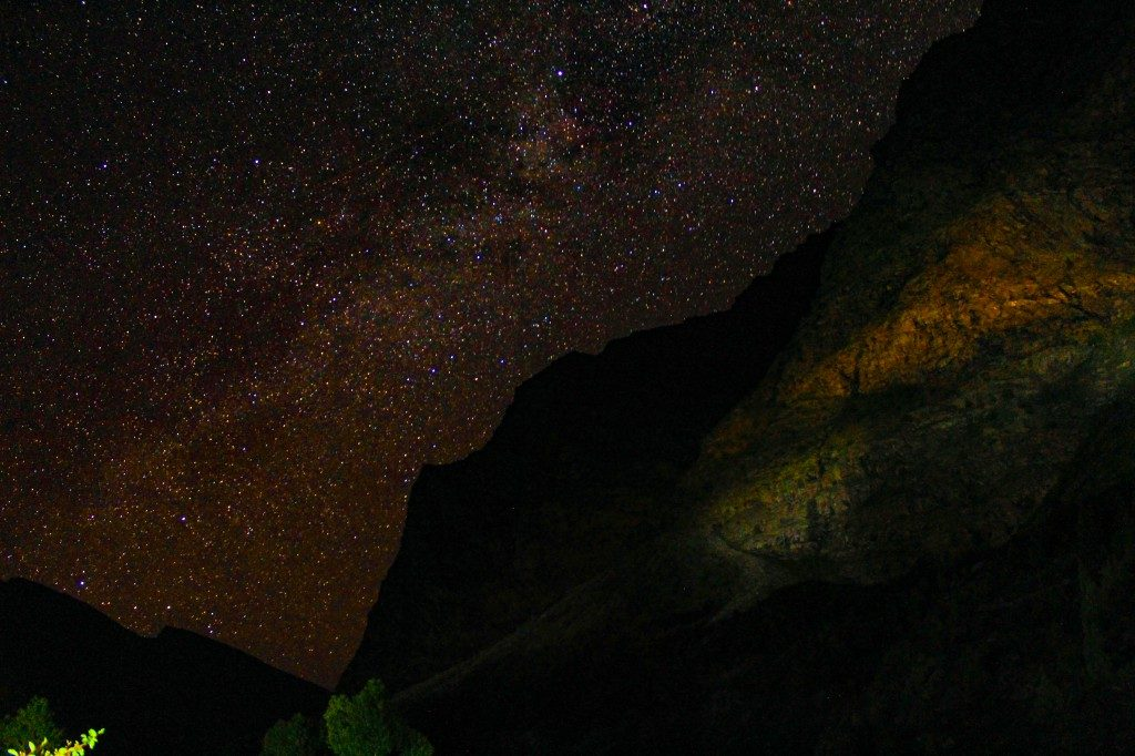Captured Stars - Chitkul Road Trip