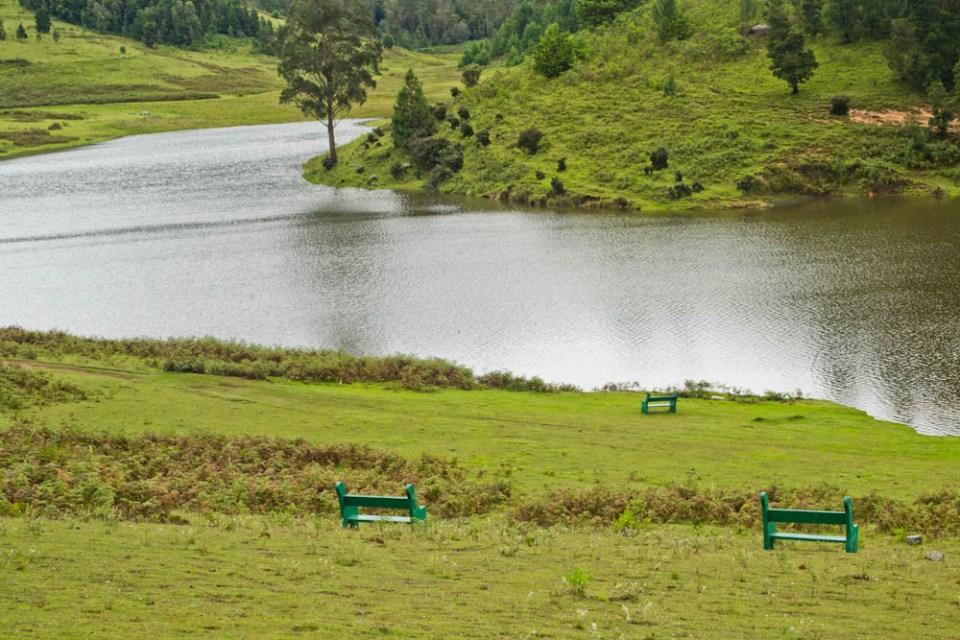 mannavanur lake - Lakes in Kodaikanal