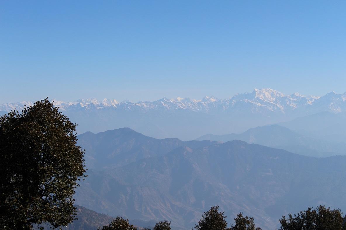 Trip to Mukhteshwar