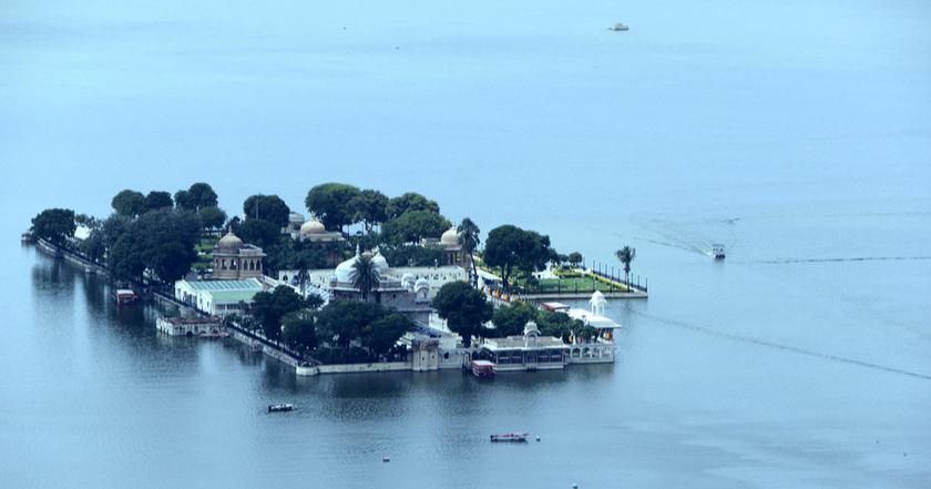 Fateh Sagar Lake - Udaipur - Rajasthan