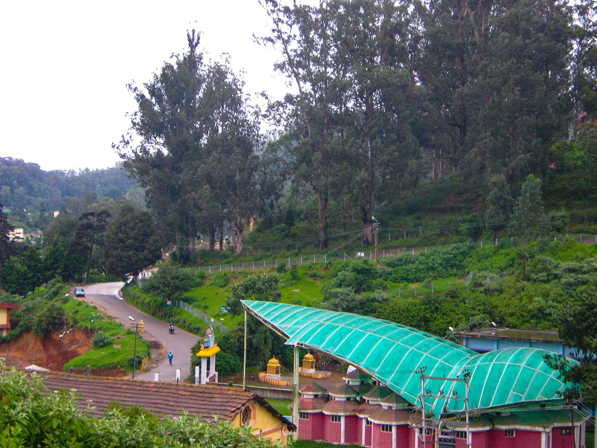 View of Ooty - Top things to do in Ooty