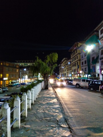 Streets of Bhutan - Trip to Bhutan