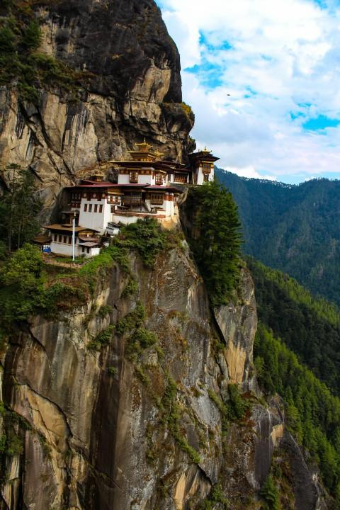 Tiger's Nest Monastery - Trip to Bhutan