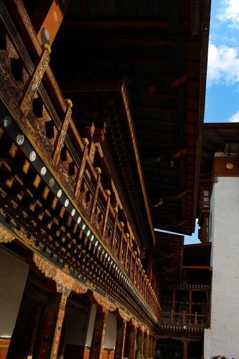Punakha Dzong - Trip to Bhutan