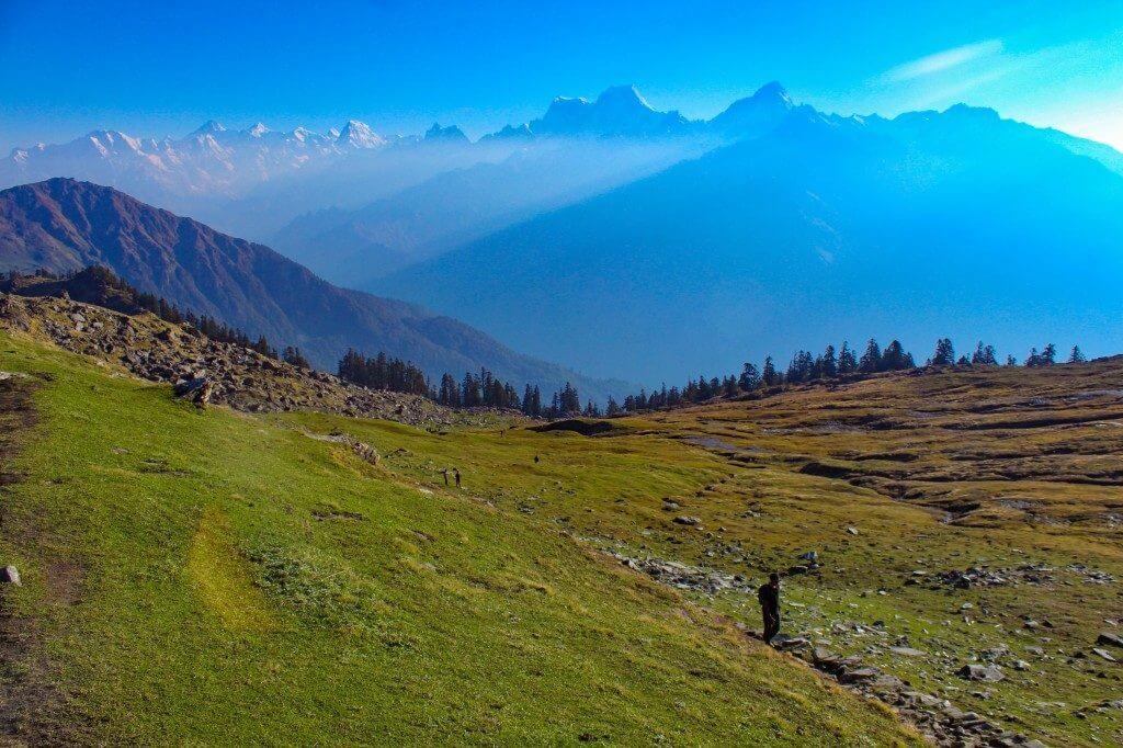 View from Chitrakhantha - Pangarchulla Peak