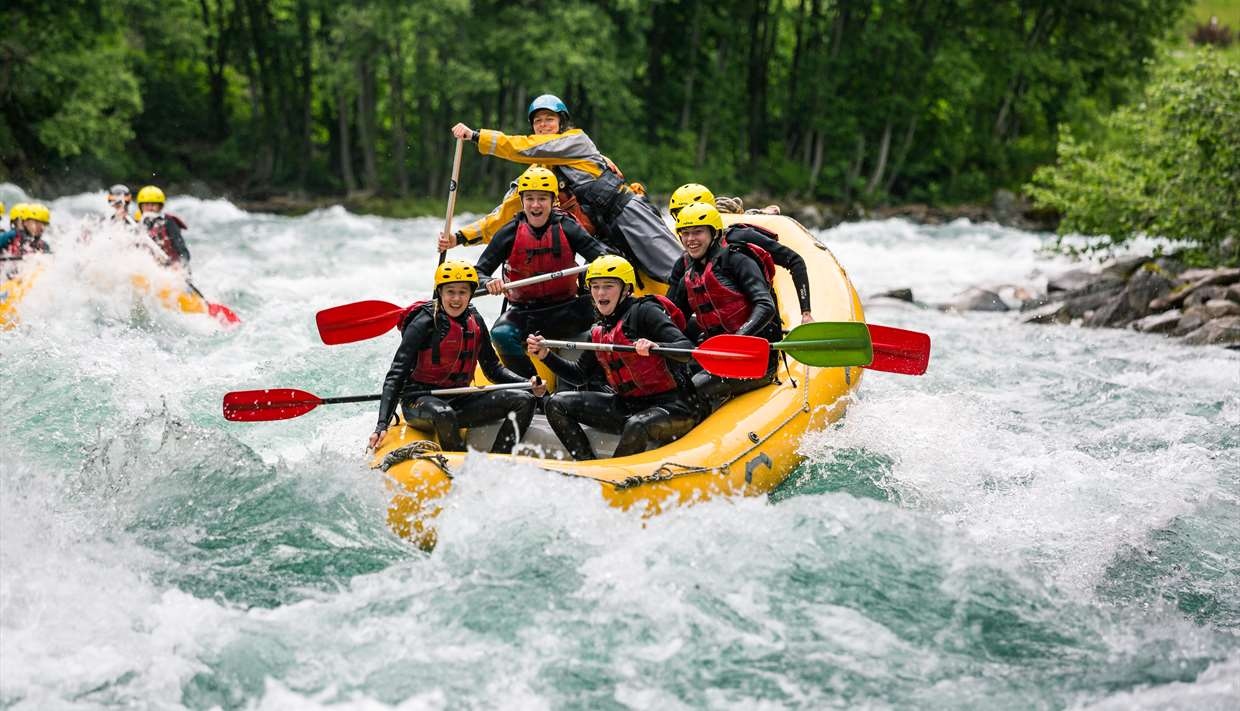 Rafting destinations in Kerala