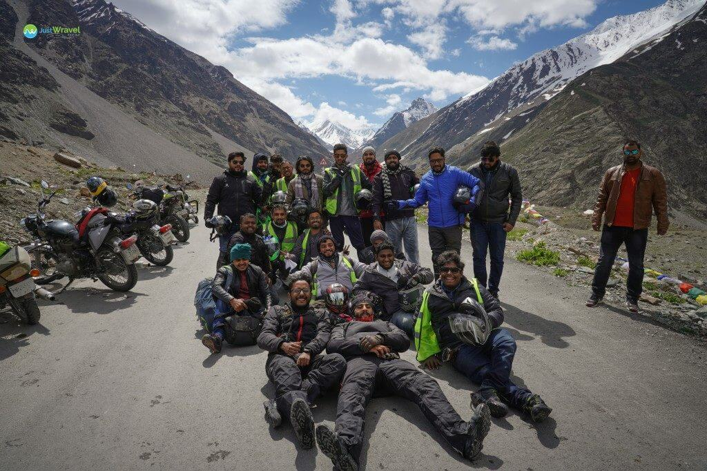 Bikers Squad - Manali to Leh Ladakh