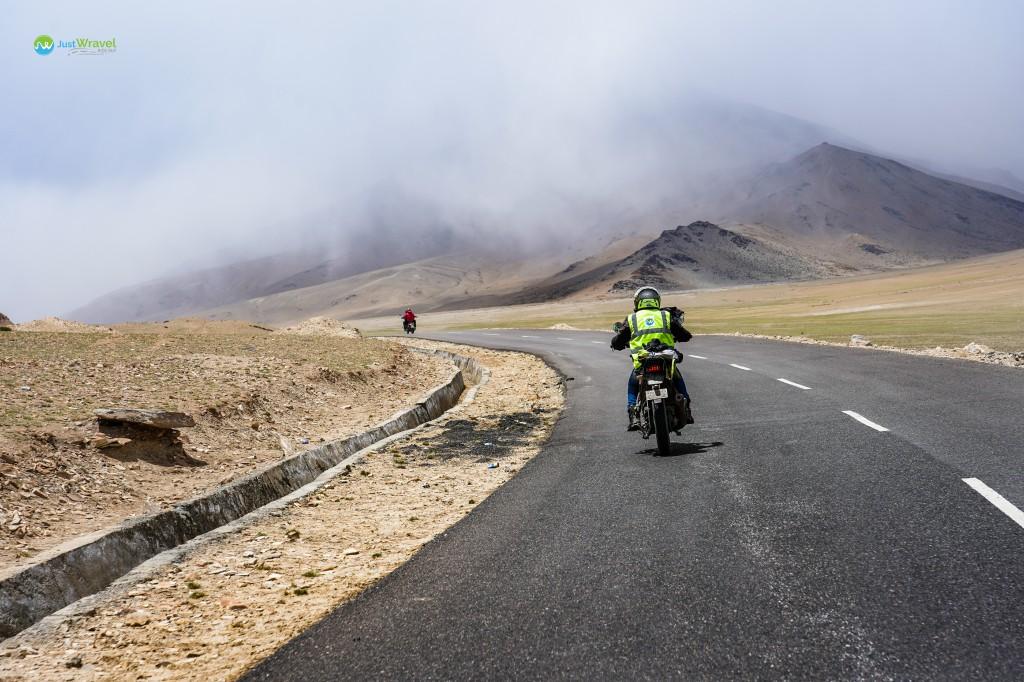 Manali to Leh Ladakh