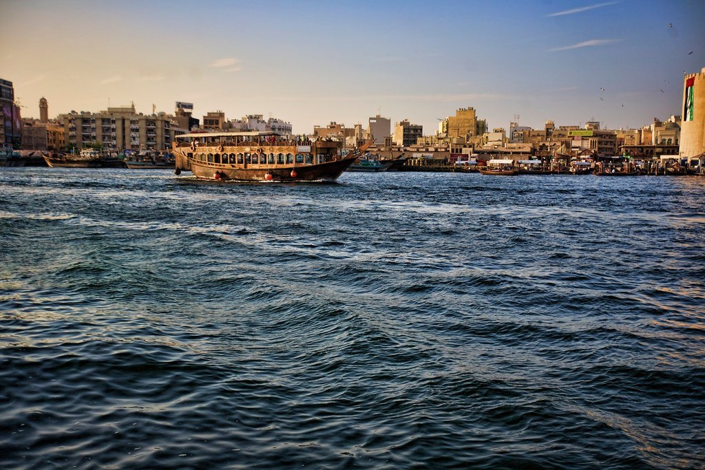 Dubai Creek - Best places to visit in Dubai