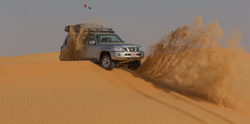 Dubai Desert Safari - Best Places to Visit in Dubai