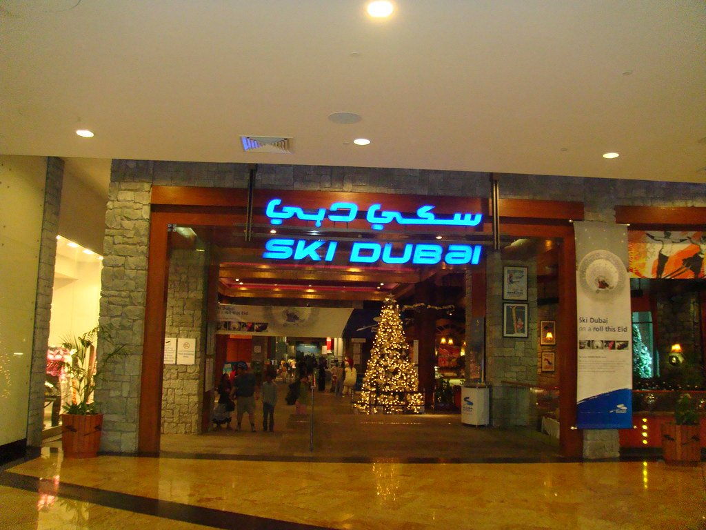 Ski Dubai - Best Places to visit in Dubai