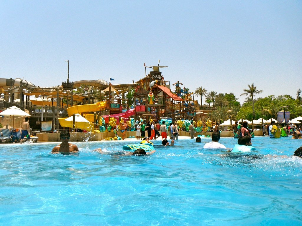Wild Wadi Water Park - Best Places to visit in Dubai Dubai