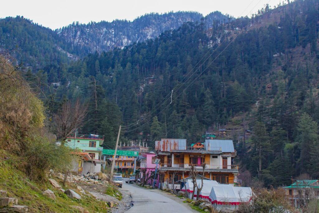 Jibhi Village