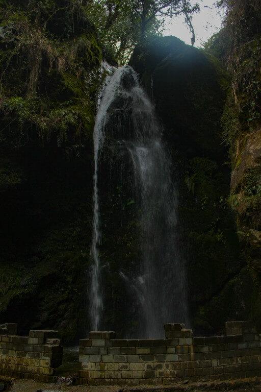 Jibhi Waterfall - Jibhi Trip
