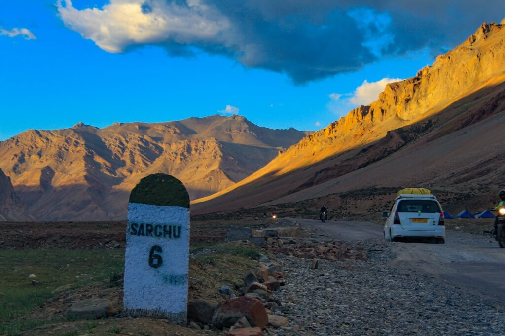 Sarchu, Manali Leh Highway - Ladakh Road Trip