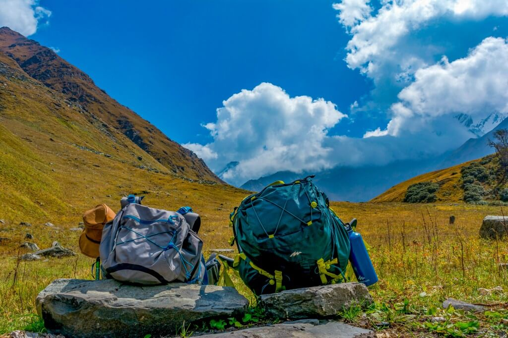 Things to Carry for Trekking - Packing List
