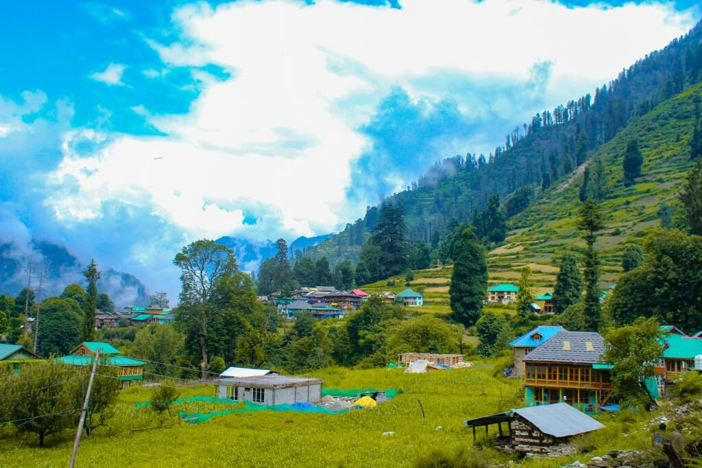 Beautiful Grahan Village