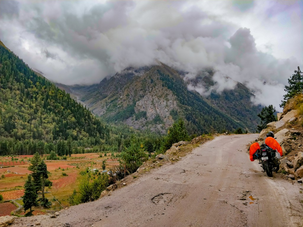 Kalpa Chitkul Road Trip - Into the Rain & Thunderstorm