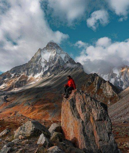 Gaumukh Tapovan Trek Travelogue
