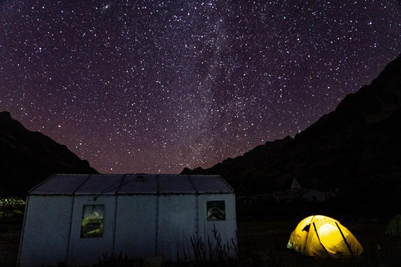 Sky full of stars - Bhojwasa