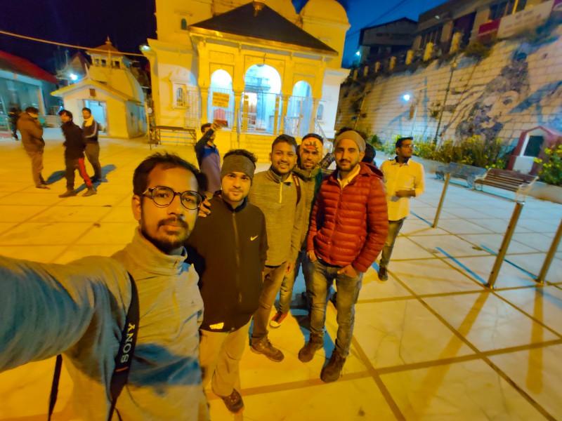 The team - Gaumukh Tapovan Trek