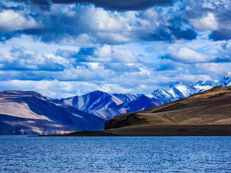 Pangong Tso - Attractions in Ladakh